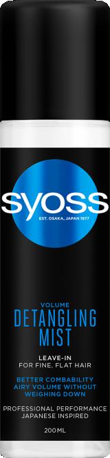 Syoss Volume Detangling Mist