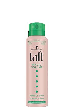 Thumbnail – Taft Magic Volume lak na vlasy