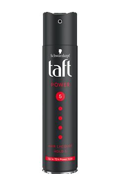 Thumbnail – Lak na vlasy Taft Power