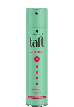 Thumbnail – Lak na vlasy Taft Volume Mega