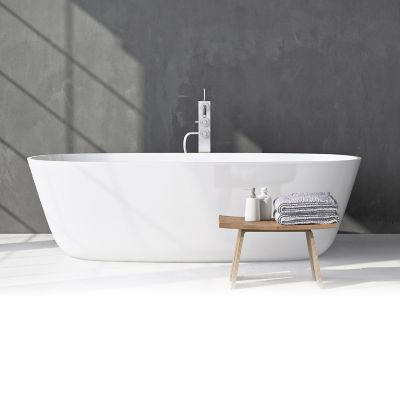 Bathtub cleaning: How often and with what?