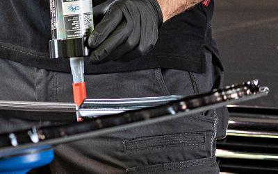 imagen introductoria de tipos de adhesivos