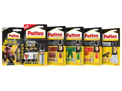 Opravné lepidlá Pattex Repair