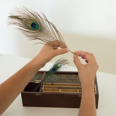 Take off with crafts with feathers