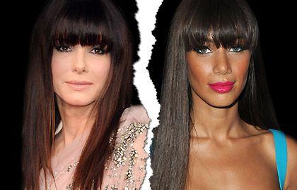 Sandra Bullock vs. Leona Lewis