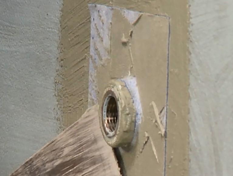 Устройство гидроизоляции под плиткой
