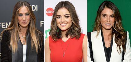 Sarah Jessica Parker, Lucy Hale et Nikki Reed