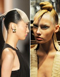Trendy 2013 Hairstyles