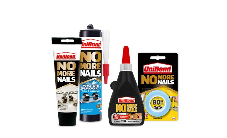 UNIBOND NO MORE NAILS