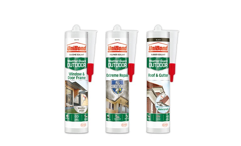 UNIBOND OUTDOOR SEALANTS