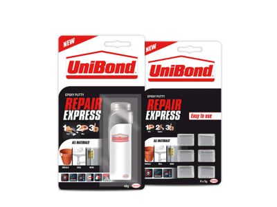 UNIBOND REPAIR EXPRESS POWER PUTTY