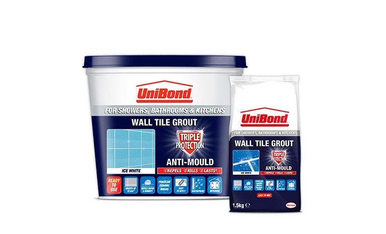 UNIBOND WALL TILE GROUT