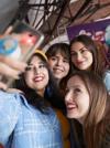 Unicorn Workshop Selfie