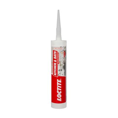 Loctite Perfect Finish Kitchen & Bath Sealant:
