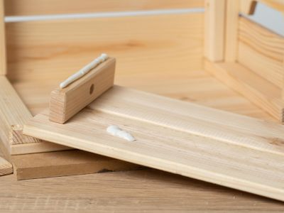 How to get sticky residue off wood in a few simple steps
