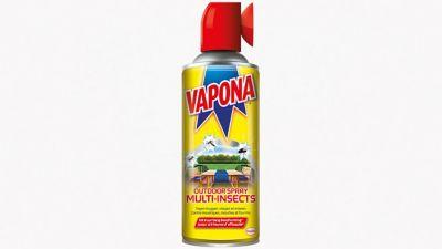 Vapona Spray Multi-Insectes Outdoors