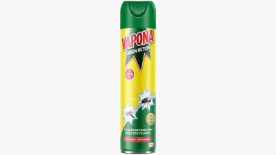 Vapona Spray Green Action Insectes Volants