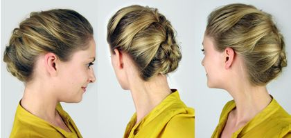 Video Blogs and Hair Styling Instructions