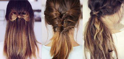Video blogs με οδηγίες για styling μαλλιών