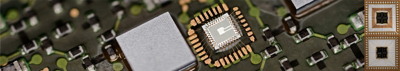 close up image of a semiconductor