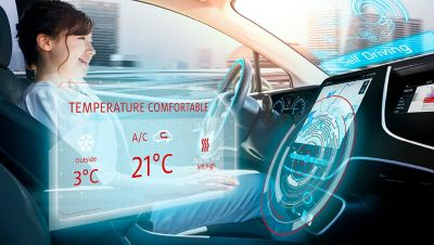 Smart Automotive Solutions with Printed Electronics