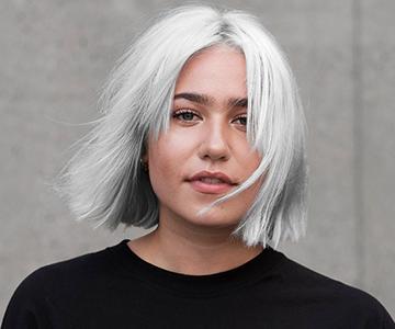 Silver hair trend