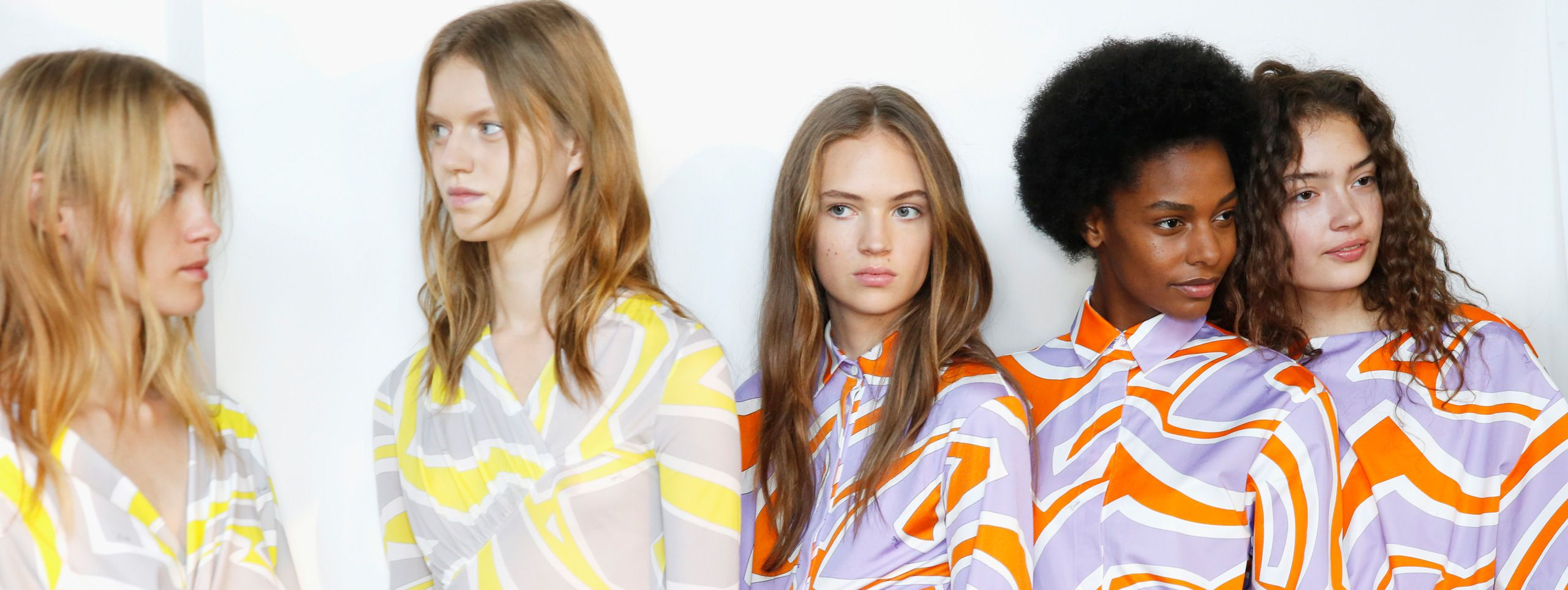 Women rock seventies hairstyle trends