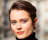 Find the right hairstyle for a diamond shaped face