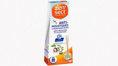 Zen'Sect Diffuseur Bâtonnets Anti-Moustiques