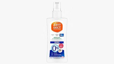 Zen'Sect Lotion Corporelle Anti-Moustiques Zéro