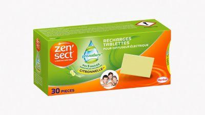 Zen'Sect ProNature Recharges Tablettes Électriques