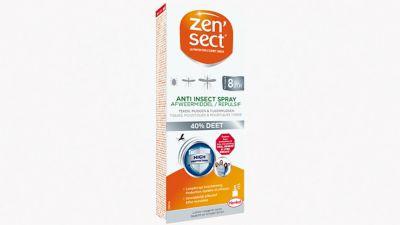 Zen'sect Anti-Insecten 40% DEET spray